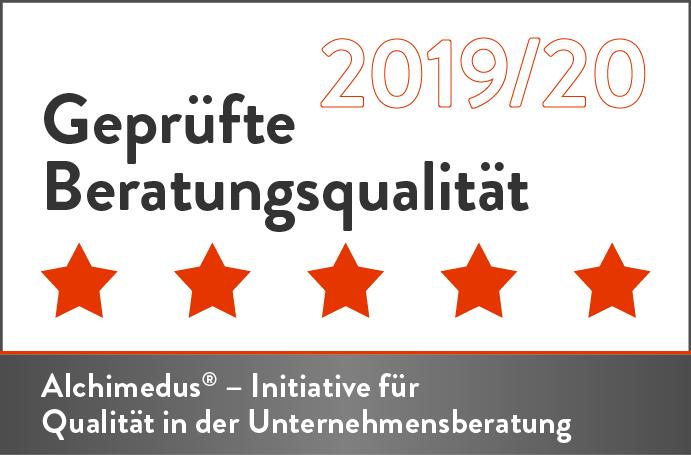 Geprüfte Beratungsqualität 2019/2020