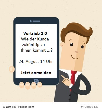 Webinar 24.08.2018 Vertrieb 2.0